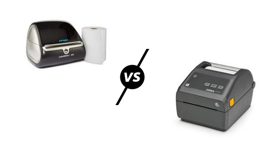 Dymo LabelWriter 4XL vs Zebra ZD420 Direct Thermal Printer